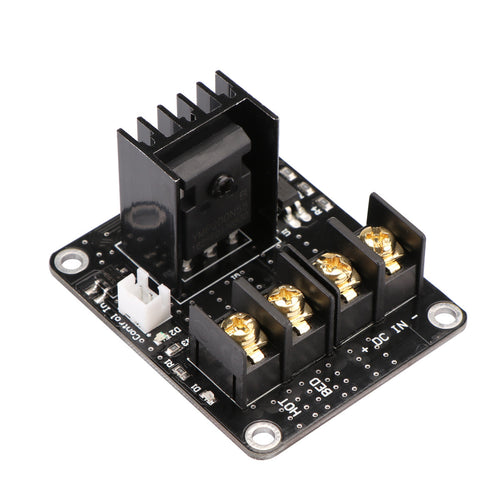3D Printer Parts General Add-on Heated Bed Power Expansion Module High Power MOS Tube