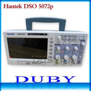 Hantek DSO5072P Digital Storage Oscilloscope 70MHz 2Channels 1GSa/s d Length 24K USB