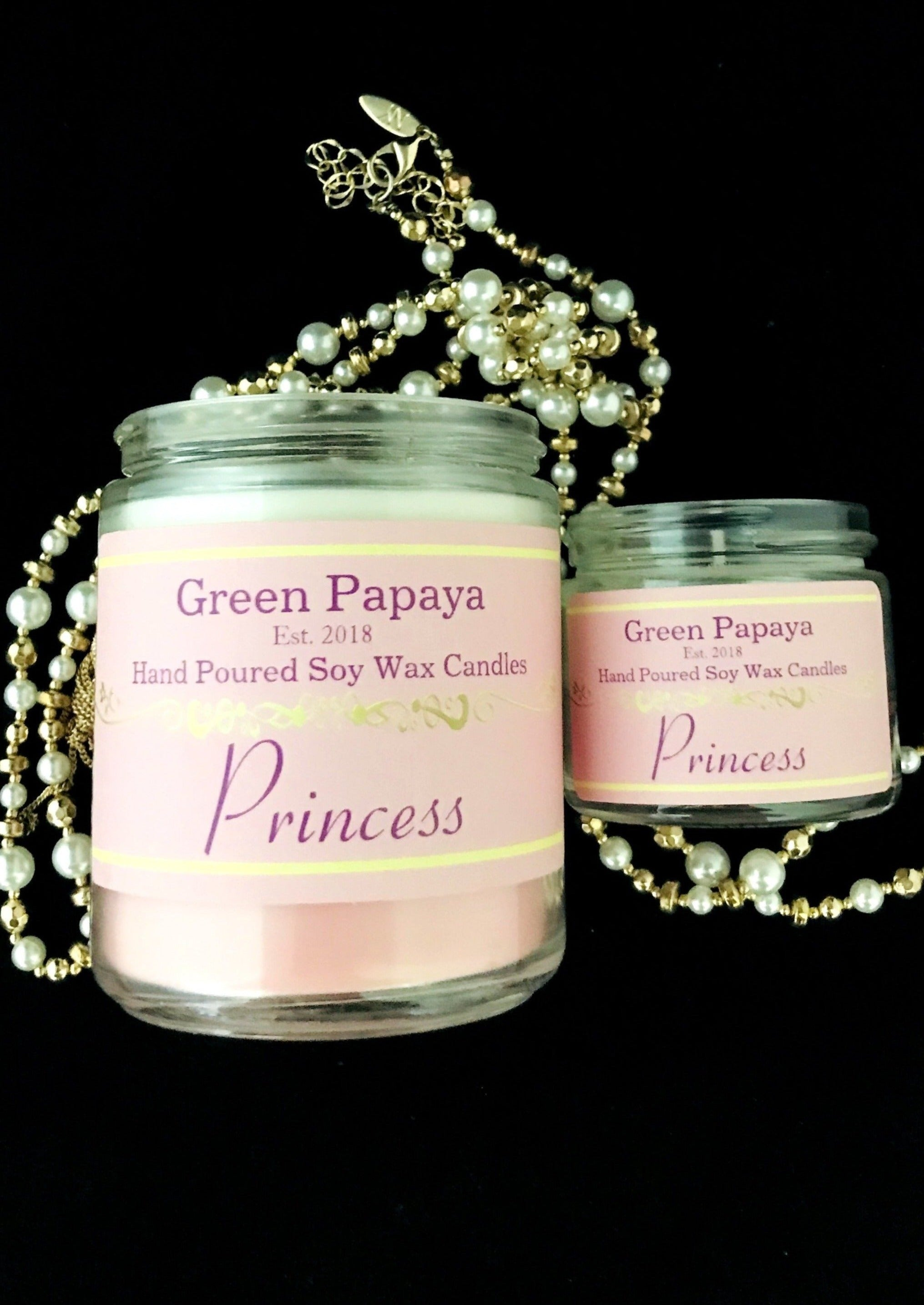 Princess - candles-by-green-papaya