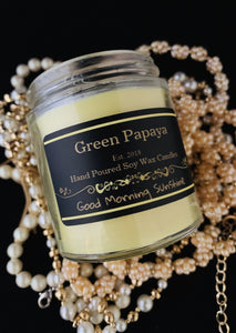 Good Morning Sunshine - candles-by-green-papaya