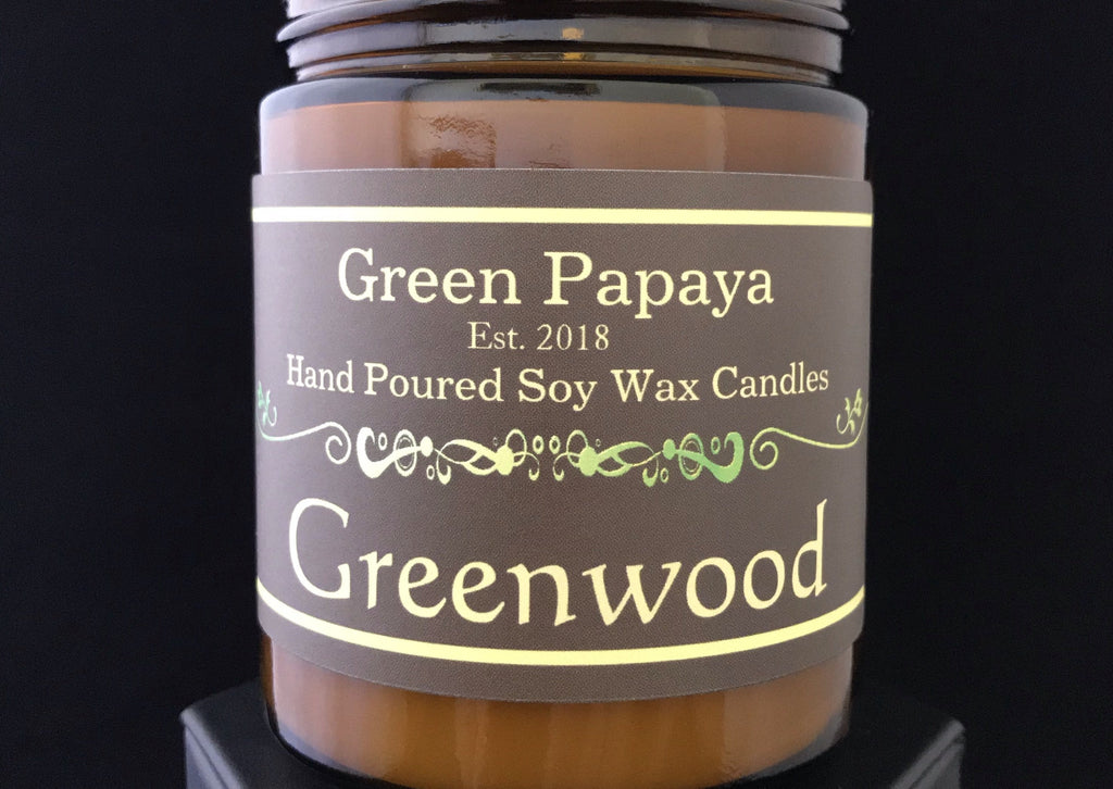 Greenwood (New!) - candles-by-green-papaya
