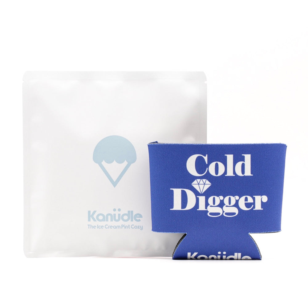Blue Cold Digger Cozy