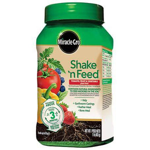 Miracle-Gro Shake 'n Feed Tomato, Fruit & Vegetable Plant Food