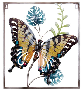 Regal Art & Gift Luster Wall Decor - Butterfly