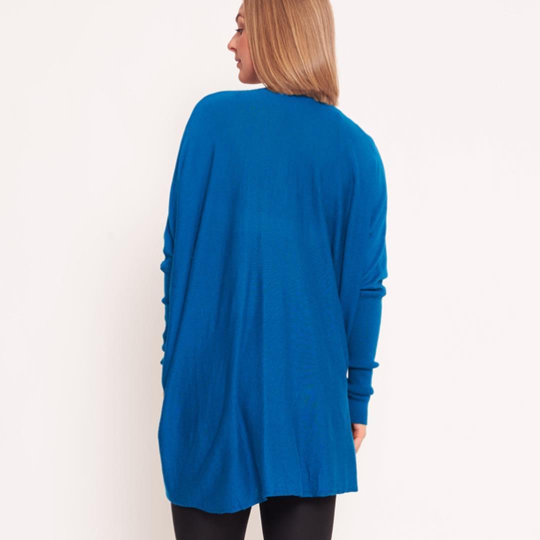 peggy minnie ebby and i teal knit top
