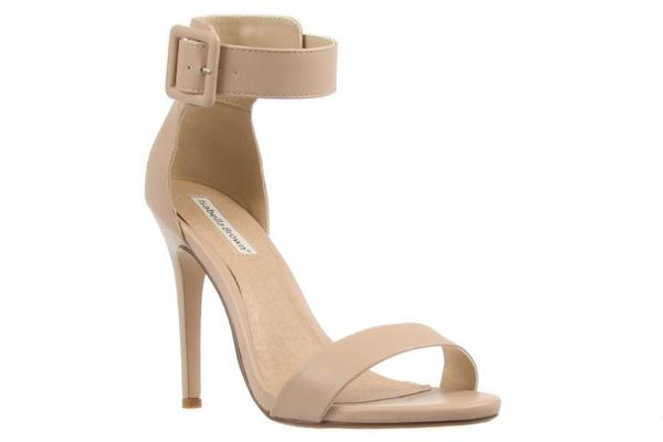 peggy minnie isabella brown strappy nude heel