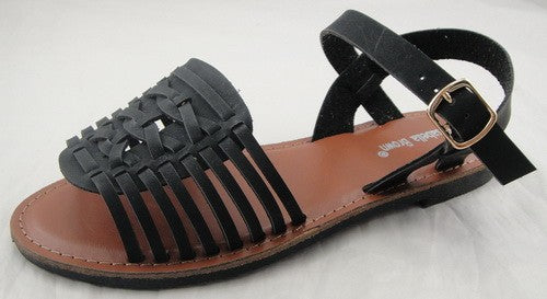 peggy  minnie black sandal