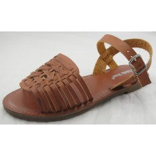 peggy minnie tan sandal