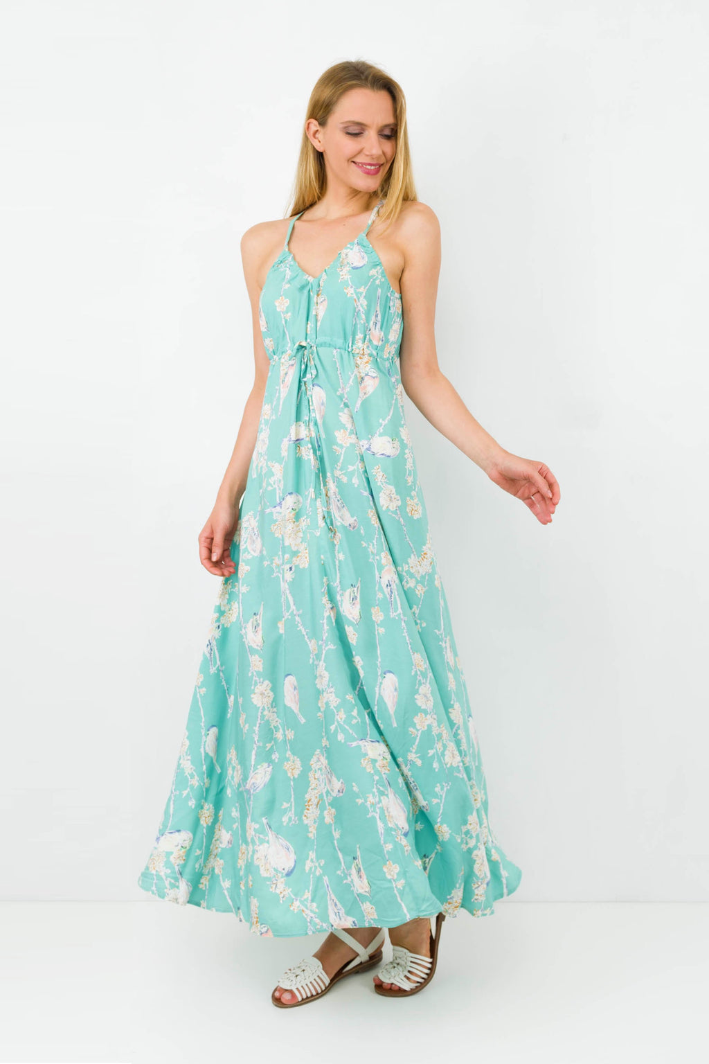 peggy minnie boho australia floral maxi dress