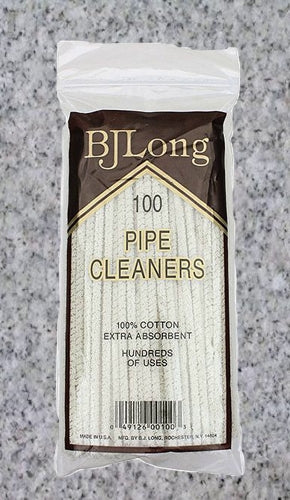 B.J. Long: PIPE CLEANERS: REGULAR 100-Bag - 4Noggins.com
