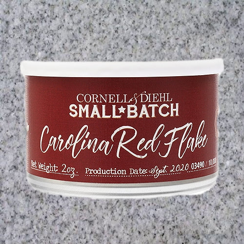 Cornell & Diehl: Small Batch: CAROLINA RED FLAKE 2oz - 4Noggins.com