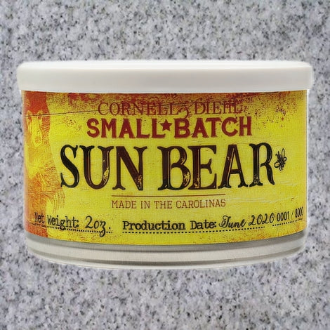 Cornell & Diehl: SUN BEAR (SMALL BATCH) 2oz - 4Noggins.com