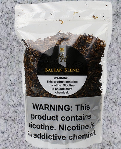 Mac Baren: HH BALKAN BLEND 16oz. - 4Noggins.com