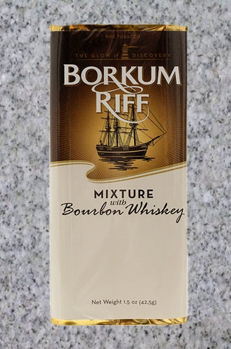 Borkum Riff: BOURBON WHISKEY 1.5oz - 4Noggins.com