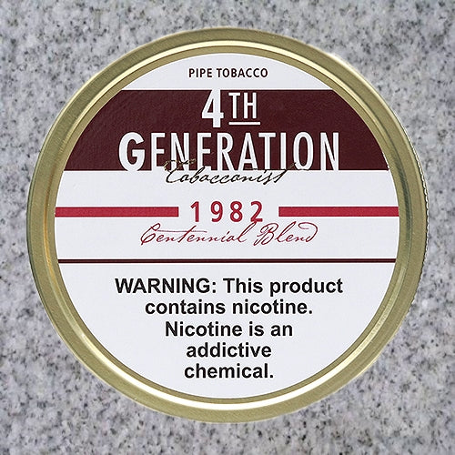 4th Generation: 1982 CENTENNIAL BLEND 1.4oz - 4Noggins.com