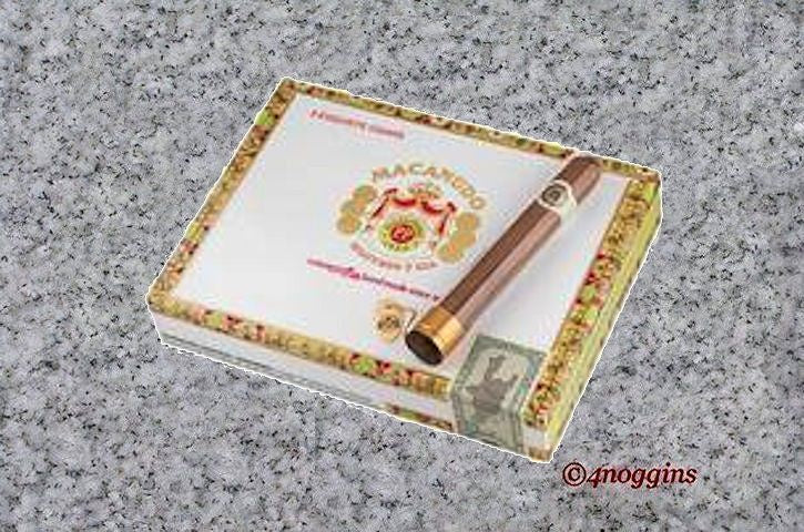 Macanudo: CRYSTAL CAFE CIGARS - 4Noggins.com