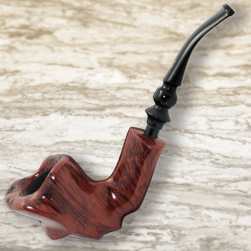 Nording Pipes: ORANGE GRAIN #3 - 4Noggins.com