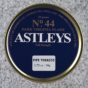 Astleys: No. 44 DARK VIRGINIA FLAKE 50g - 4Noggins.com