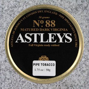 Astleys: No. 88 MATURED DARK VIRGINIA 50g - 4Noggins.com