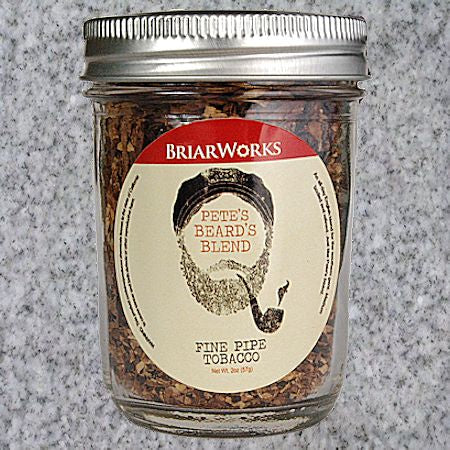 Briarworks: PETE'S BEARD'S BLEND 2oz - 4Noggins.com