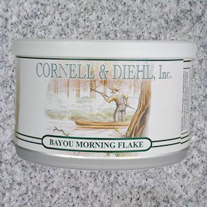 Cornell & Diehl: BAYOU MORNING FLAKE 2oz - 4Noggins.com