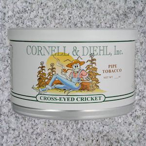 Cornell & Diehl: CROSS EYED CRICKET 2oz - 4Noggins.com