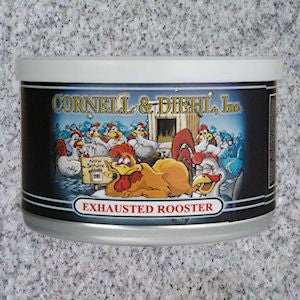 Cornell & Diehl: EXHAUSTED ROOSTER 2oz - 4Noggins.com