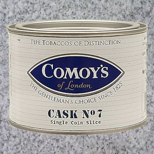 Comoy's: CASK NO. 7 3.5oz - 4Noggins.com