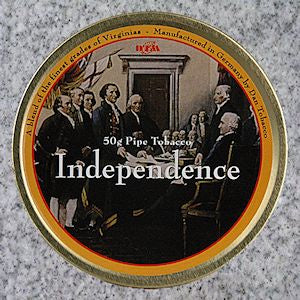 Dan Tobacco: INDEPENDENCE 50g - 4Noggins.com