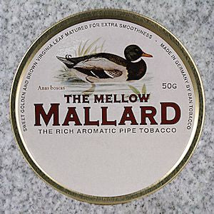 Dan Tobacco: THE MELLOW MALLARD 50g - 4Noggins.com