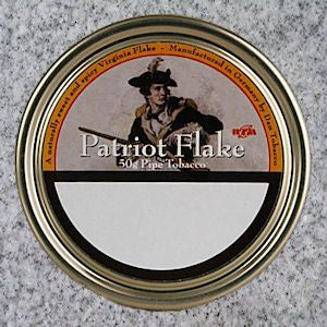 Dan Tobacco: PATRIOT FLAKE 50g - 4Noggins.com
