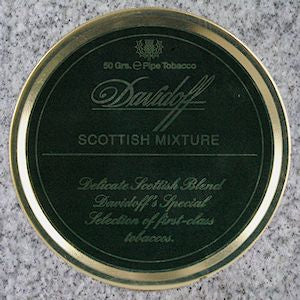 Davidoff: SCOTTISH MIXTURE 50g - 4Noggins.com