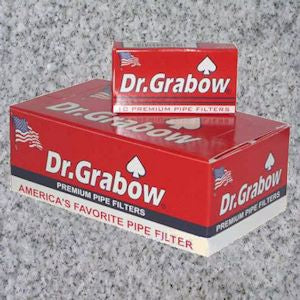 Pipe Filters: DR. GRABOW PIPE FILTERS - 4Noggins.com