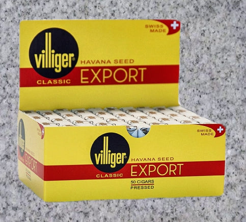 Villiger: EXPORT NATURAL CLASSIC - 4Noggins.com