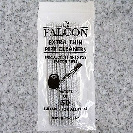 Falcon Pipes: Accessories: EXTRA THIN PIPE CLEANERS - 4Noggins.com