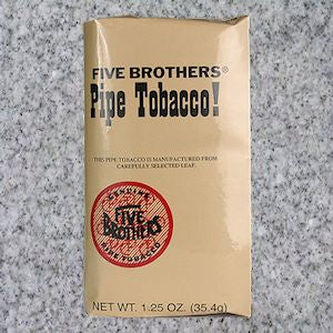 Five Brothers: FIVE BROTHERS 1.25oz - 4Noggins.com