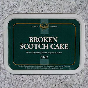 Gawith Hoggarth: BROKEN SCOTCH CAKE 50g - 4Noggins.com