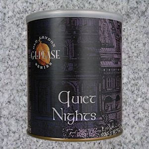 G.L. Pease: QUIET NIGHTS 8oz - 4Noggins.com
