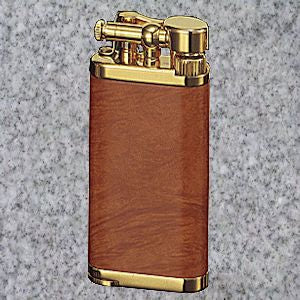 IM Corona: Pipe Lighters: IM CORONA OLD BOY NATURAL BRIAR - 4Noggins.com