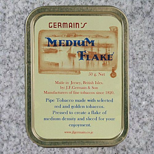 J.F. Germain: MEDIUM FLAKE 50g - 4Noggins.com