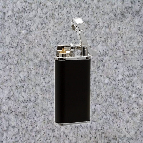 Kiribi Lighter: KABUTO BLACK MATTE - 4Noggins.com