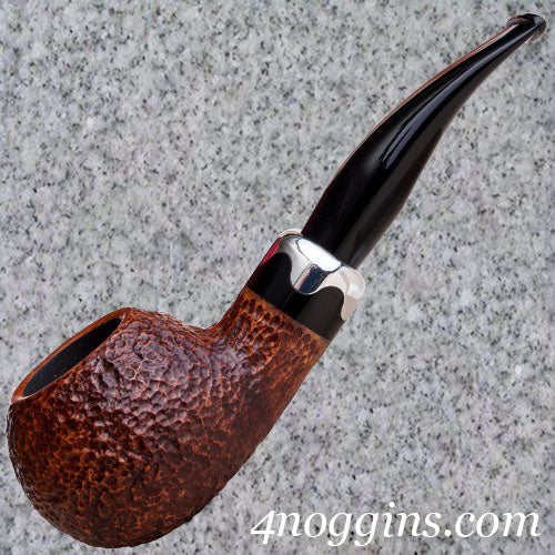 Savinelli: Lancillotto Rusticated (320 KS) - 4Noggins.com