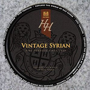 Mac Baren: HH VINTAGE SYRIAN 1.75oz  2015 - CO - 4Noggins.com