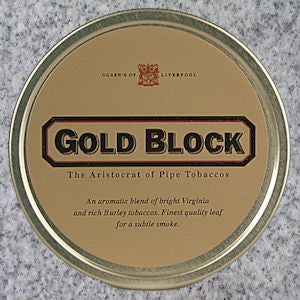 Ogden's: GOLD BLOCK 1.75oz - 4Noggins.com