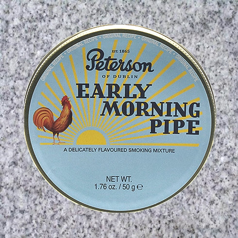 Peterson: (Dunhill) EARLY MORNING PIPE 50g - 4Noggins.com