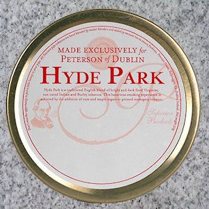 Peterson: HYDE PARK 50g - 4Noggins.com