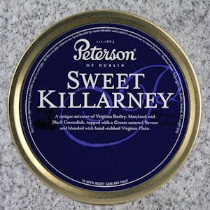 Peterson: SWEET KILLARNEY 50g - 4Noggins.com