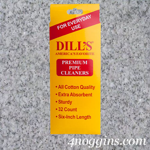 Dill's: PIPE CLEANERS: STANDARD - 4Noggins.com