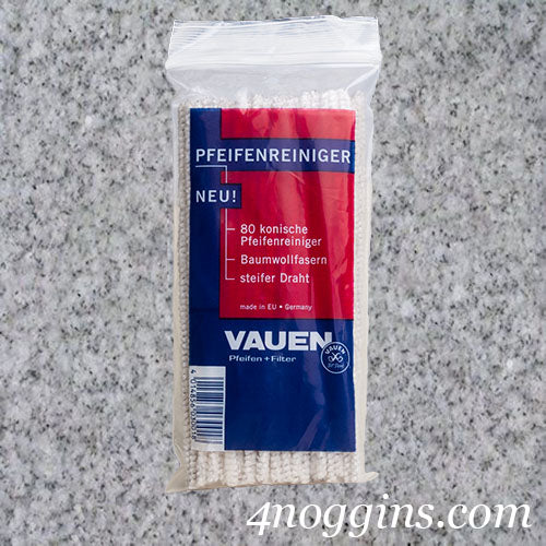 Vauen: TAPERED PIPE CLEANERS: STANDARD - 4Noggins.com