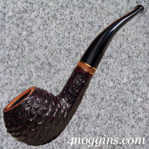 Savinelli: Porto Cervo Rusticated (673) KS - 4Noggins.com
